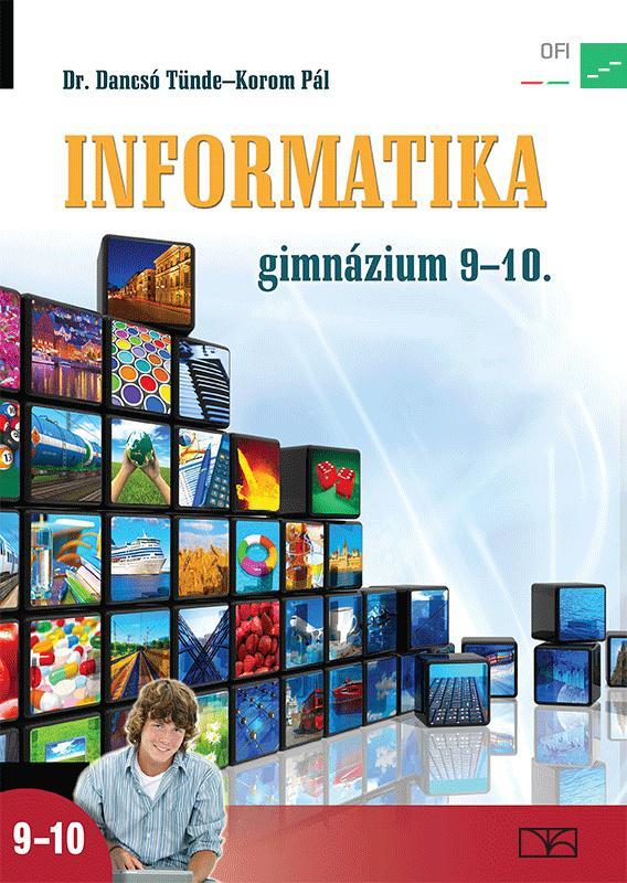 NT-17173 Informatika gimnázium 9-10. tankönyv