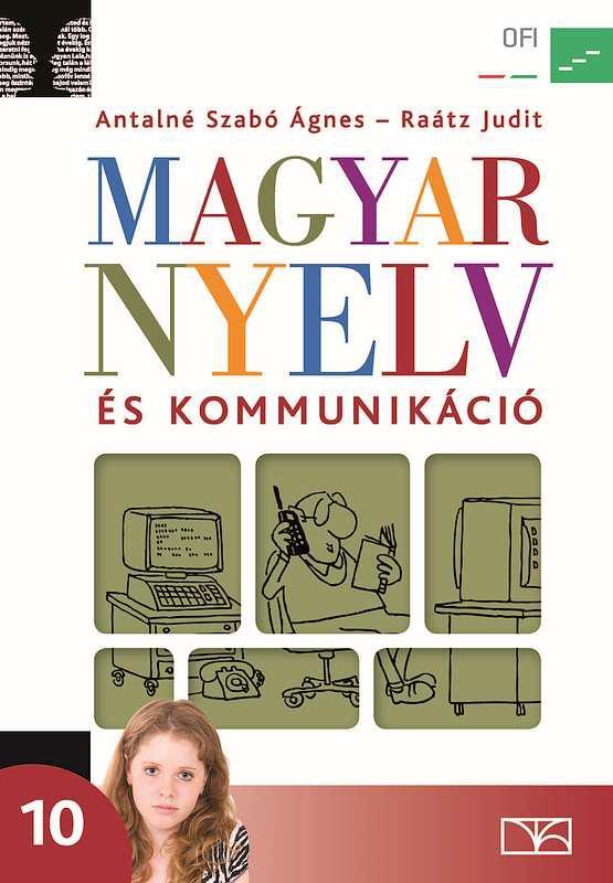 NT-17237 Magyar nyelv és kommunikáció 10. tankönyv