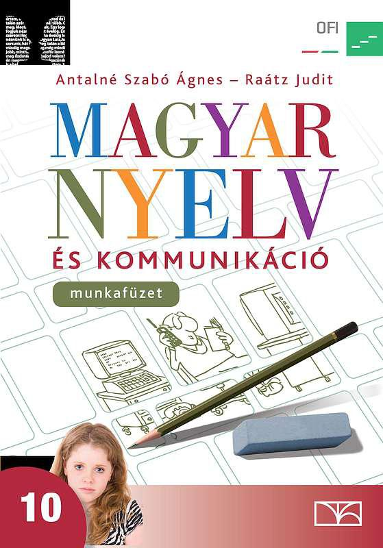 NT-17237/M Magyar nyelv és kommunikáció. Munkafüzet a 10. évfolyam számára
