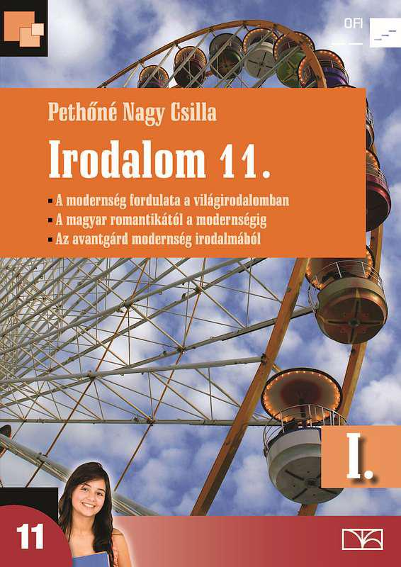 NT-17320/I Irodalom 11. I. Kötet