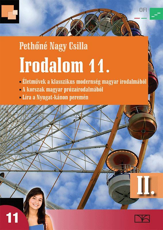 NT-17320/II Irodalom 11. II. Kötet