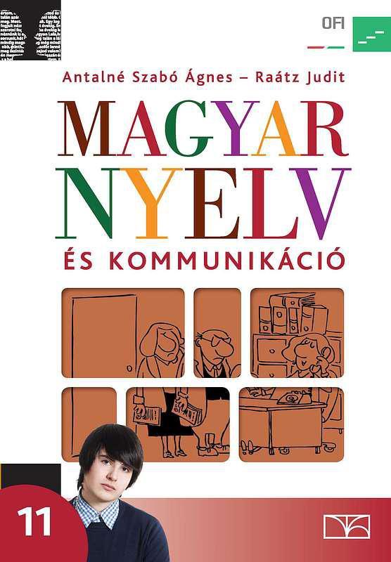 NT-17337 Magyar nyelv és kommunikáció. Tankönyv a 11. évfolyam számára
