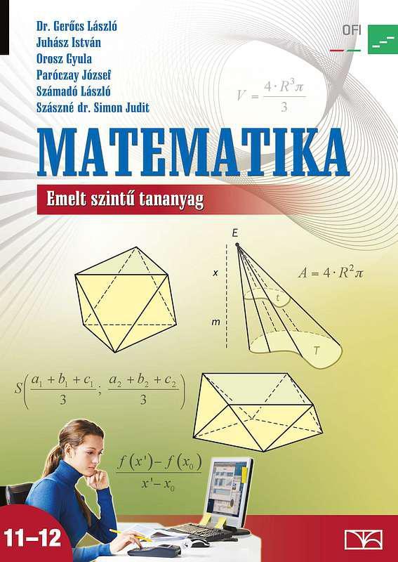 NT-17512 Matematika 11-12. emelt szint
