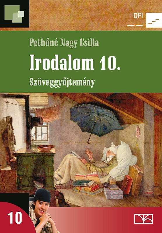 NT-17546 Irodalom 10. szöveggyűjtemény