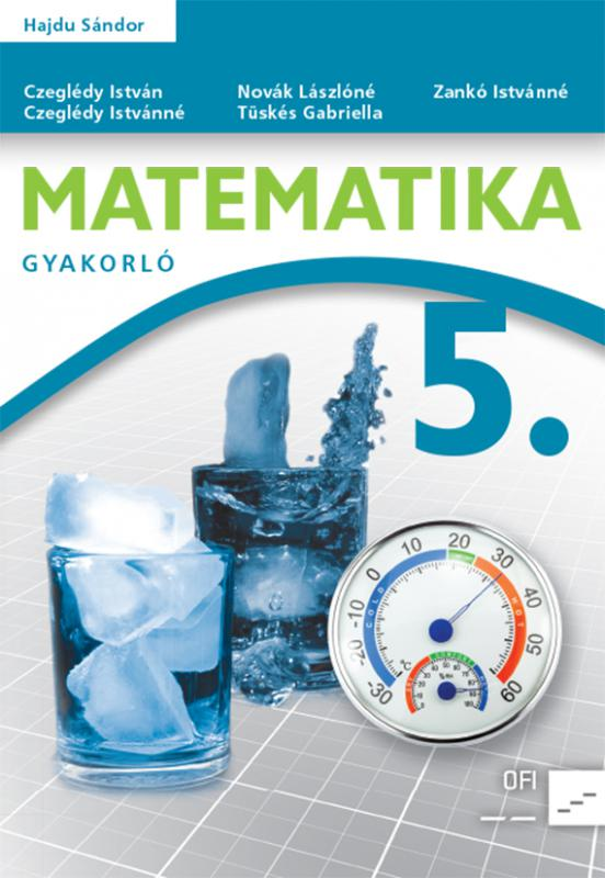 NT-4189-9-K (MK-4189-9-K) Matematika 5. Gyakorló