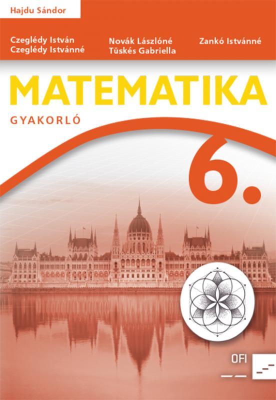 NT-4200-3-K (MK-4200-3-K) Matematika 6. Gyakorló