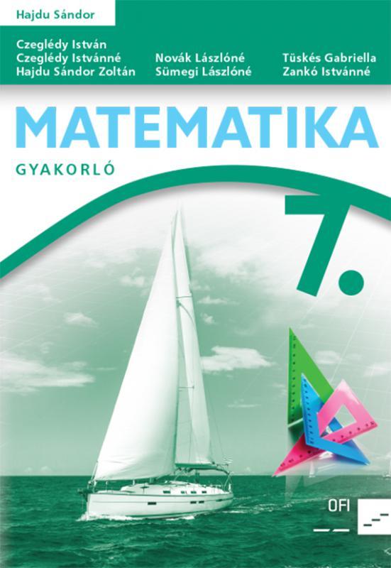 NT-4211-9-K (MK-4211-9-K) Matematika 7. Gyakorló