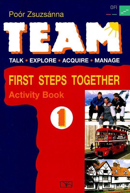 NT-56431/M/NAT Team 1. activity book