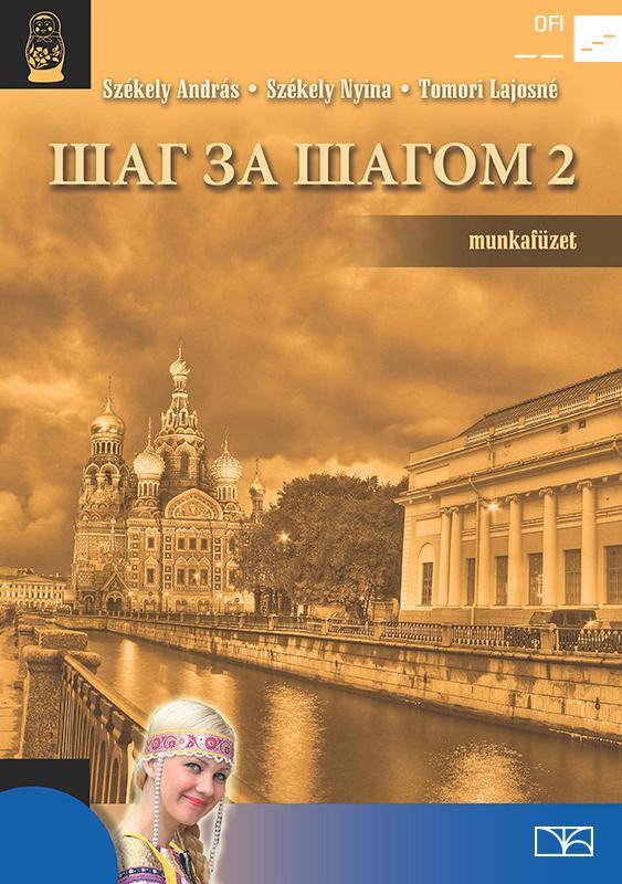 NT-56465/M/NAT Sag za Sagom 2. orosz munkafüzet