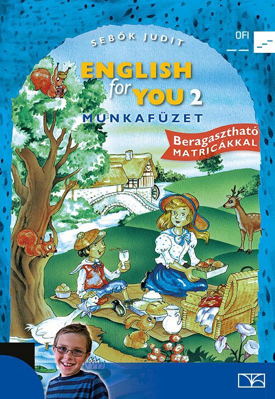 NT-56473/M English for you 2. munkafüzet