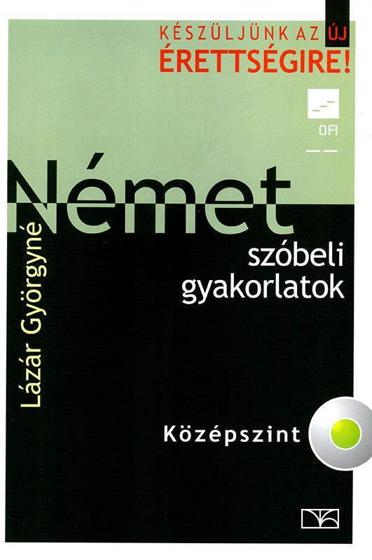 NT-56485/NAT Német szóbeli gyakorlatok - középszint