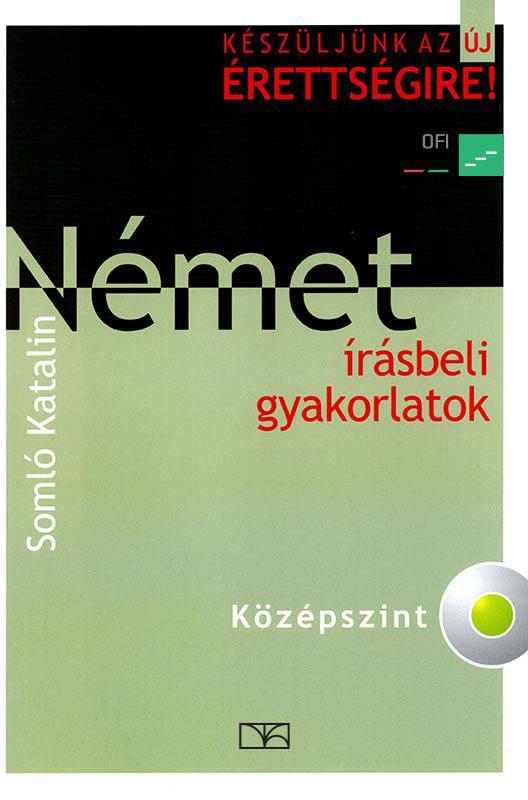 NT-56489/NAT Német írásbeli gyakorlatok - középszint