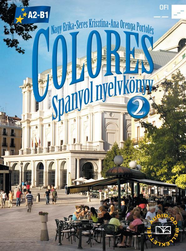 NT-56497/NAT Colores 2. Tankönyv + CD