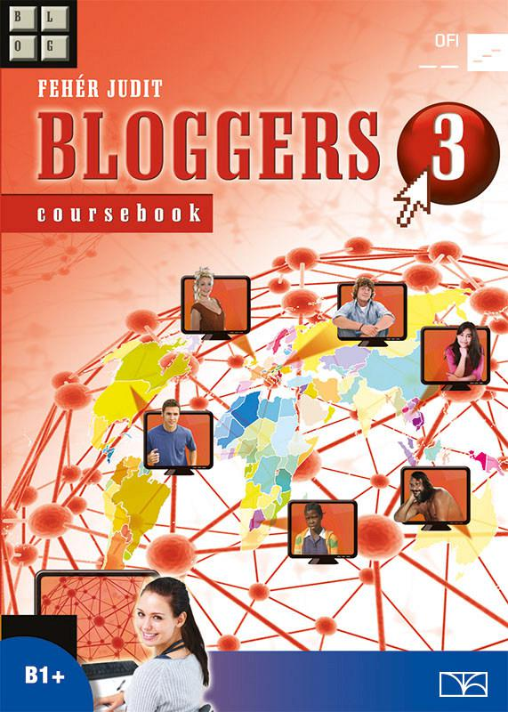NT-56513/NAT Bloggers 3. Coursebook