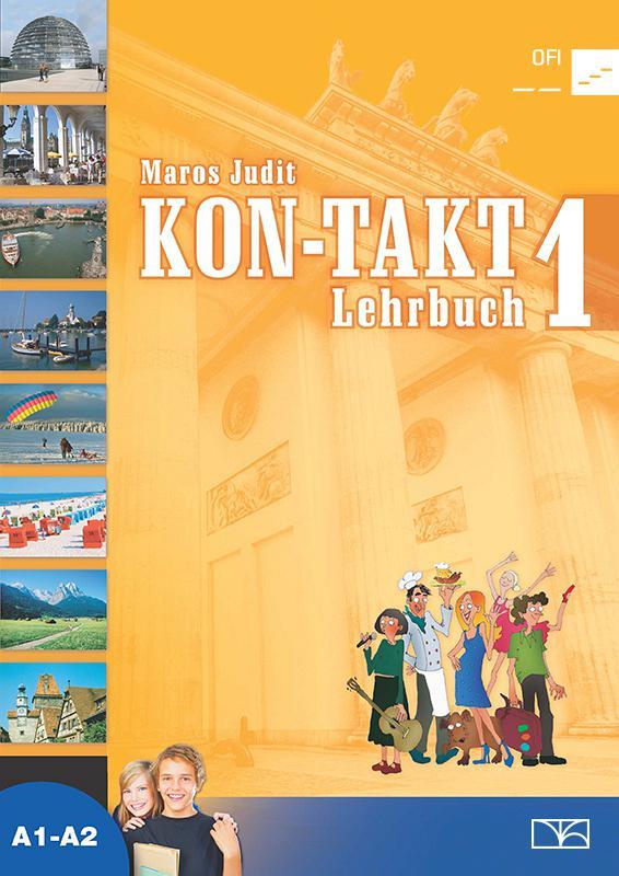 NT-56541/NAT KON-TAKT 1. Tankönyv (Lehrbuch)
