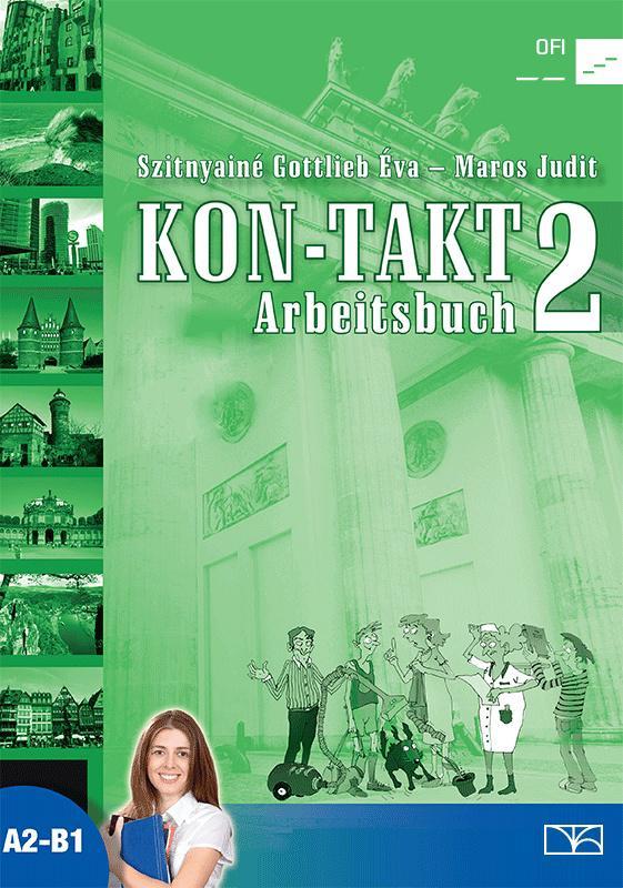 NT-56542/M/NAT KON-TAKT 2. Arbeitsbuch Munkafüzet