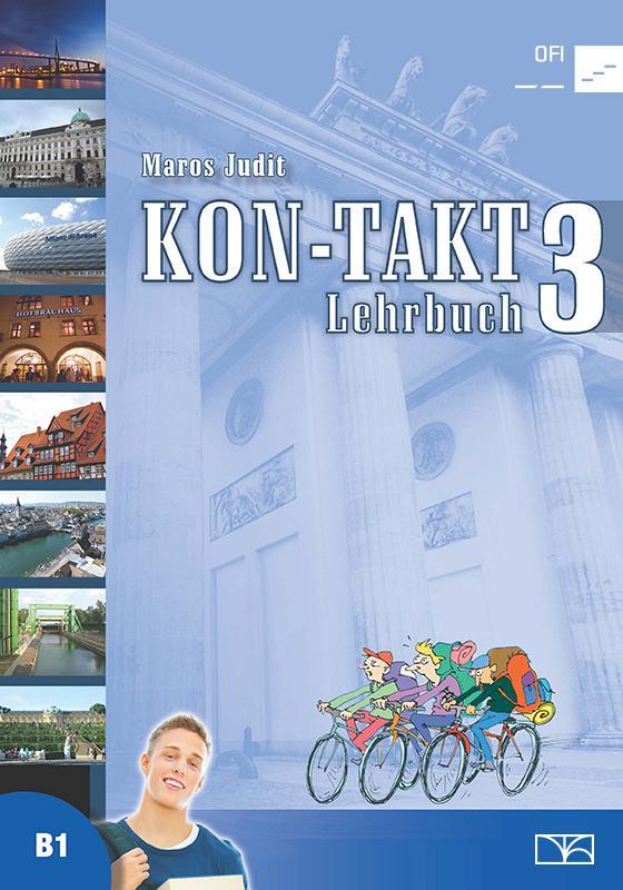 NT-56543/NAT KON-TAKT 3. Lehrbuch Tankönyv