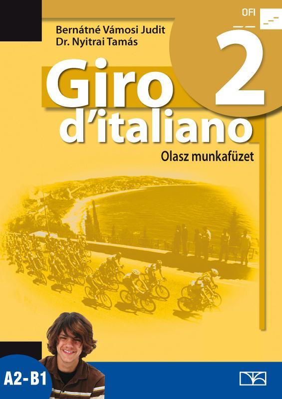 NT-56552/M/NAT Giro d Italiano 2. munkafüzet