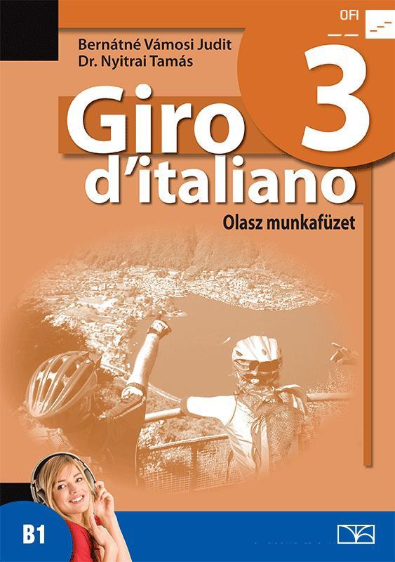 NT-56553/M/NAT Giro d Italiano 3. olasz munkafüzet