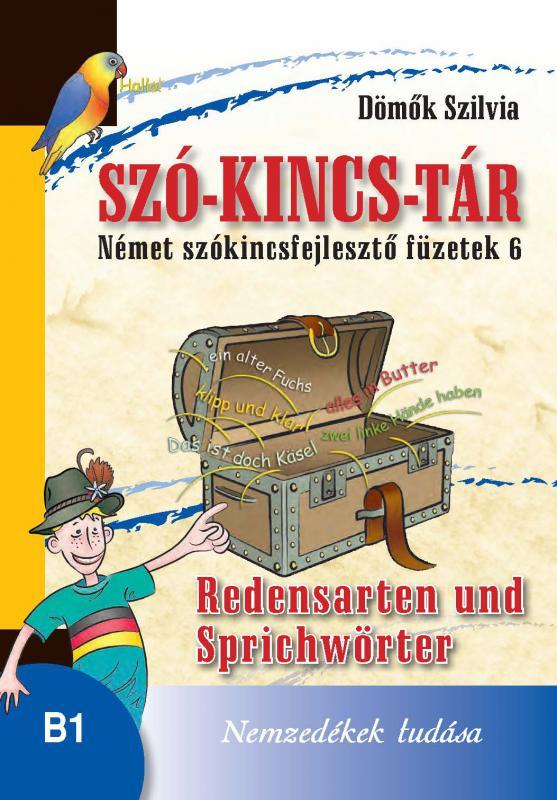 NT-56584 Szó-Kincs-Tár -Német szókincsfejlesztő füzetek 6.