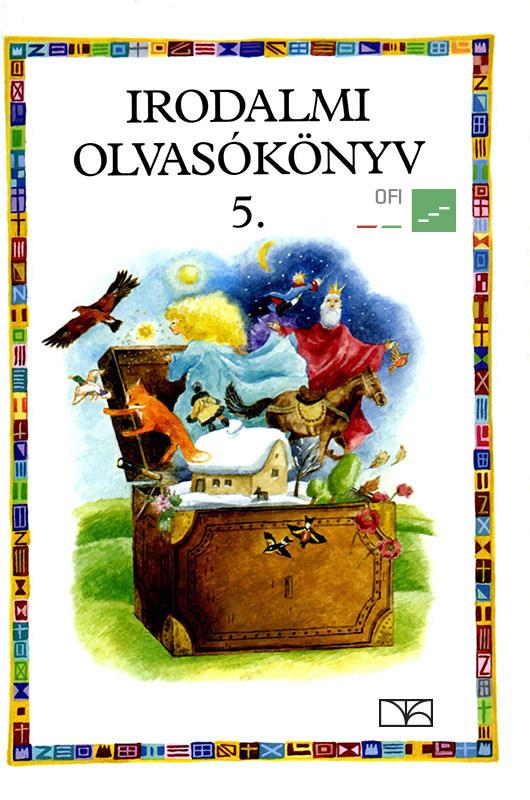 NT-98531 Irodalmi olvasókönyv 5.
