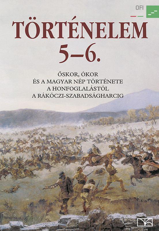 NT-98535 Történelem 5-6.