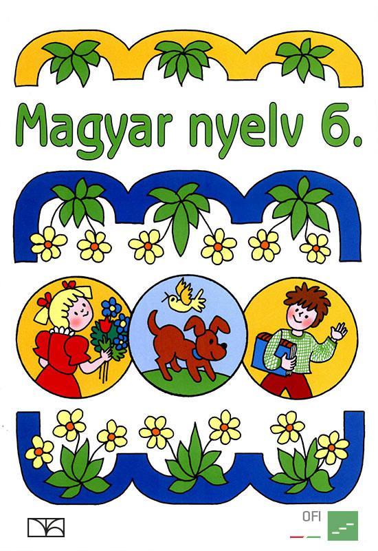 NT-98544/MT Magyar nyelv 6.osztály