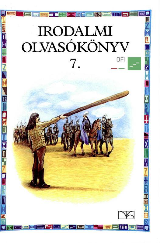 NT-98551 Irodalmi olvasókönyv 7.o.
