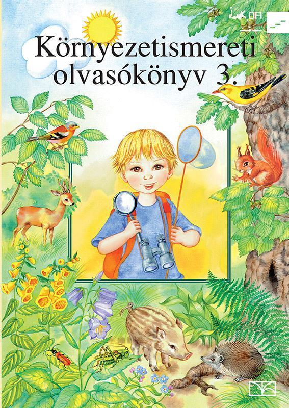 NT-98552 Környezetismereti olvasókönyv 3.
