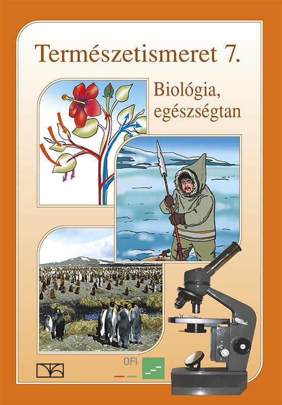 NT-98557/MT Természetismeret 7. Biológia