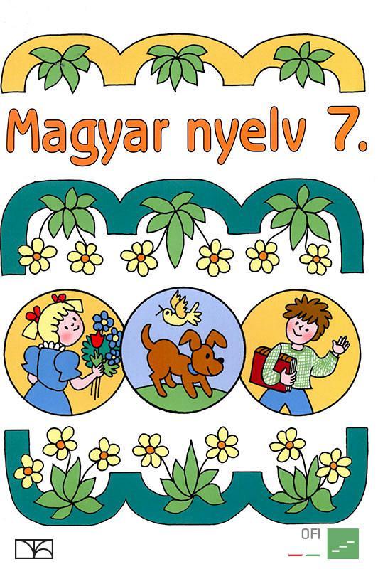 NT-98560/MT Magyar nyelv 7.osztály