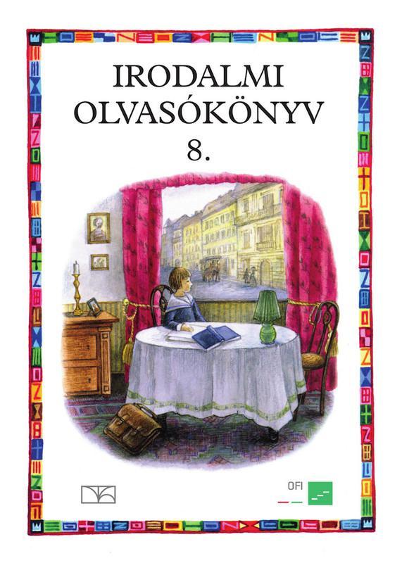 NT-98561 Irodalmi olvasókönyv 8.osztály