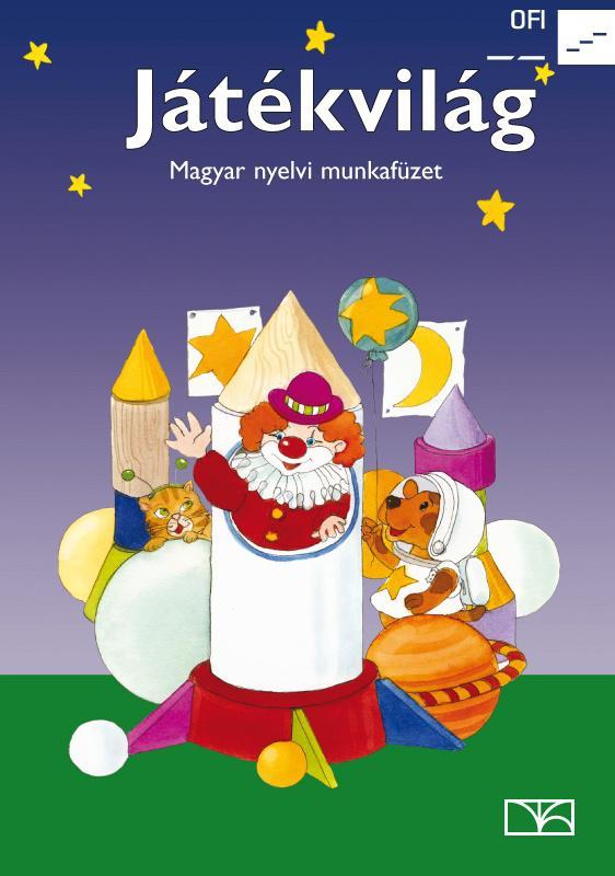 NT-98583/MT Játékvilág - Magyar nyelvi munkatankönyv