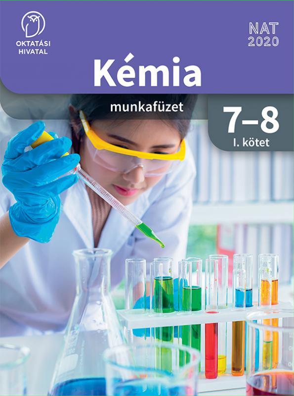 OH-KEM78MAB/I Kémia 7-8. munkafüzet I. kötet