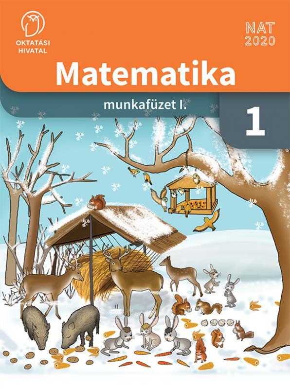 OH-MAT01MA/I Matematika 1. munkafüzet I. kötet