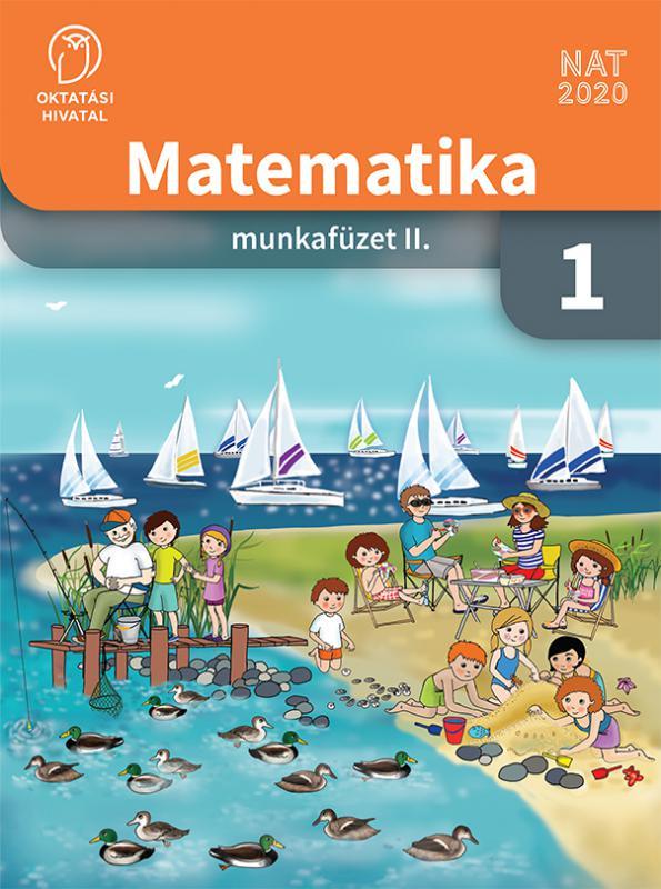 OH-MAT01MA/II Matematika 1. munkafüzet II. kötet