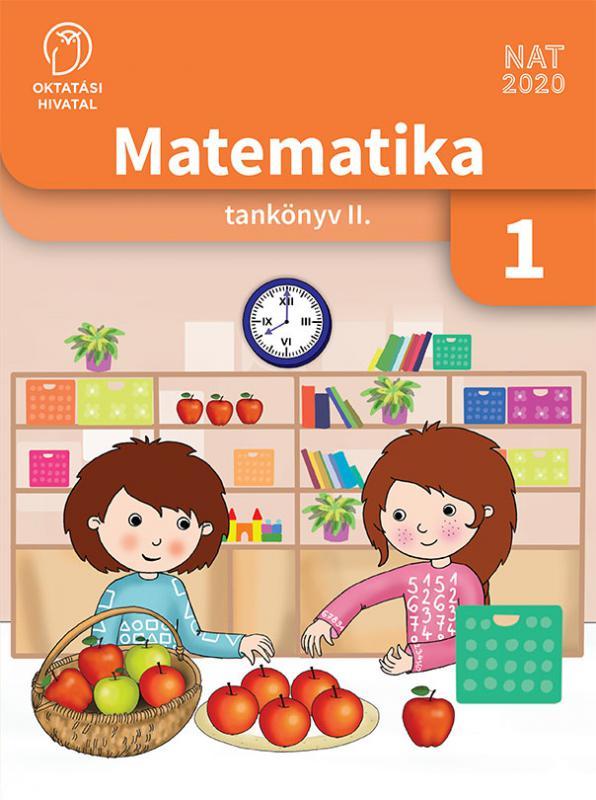 OH-MAT01TA/II Matematika 1. tankönyv II. kötet