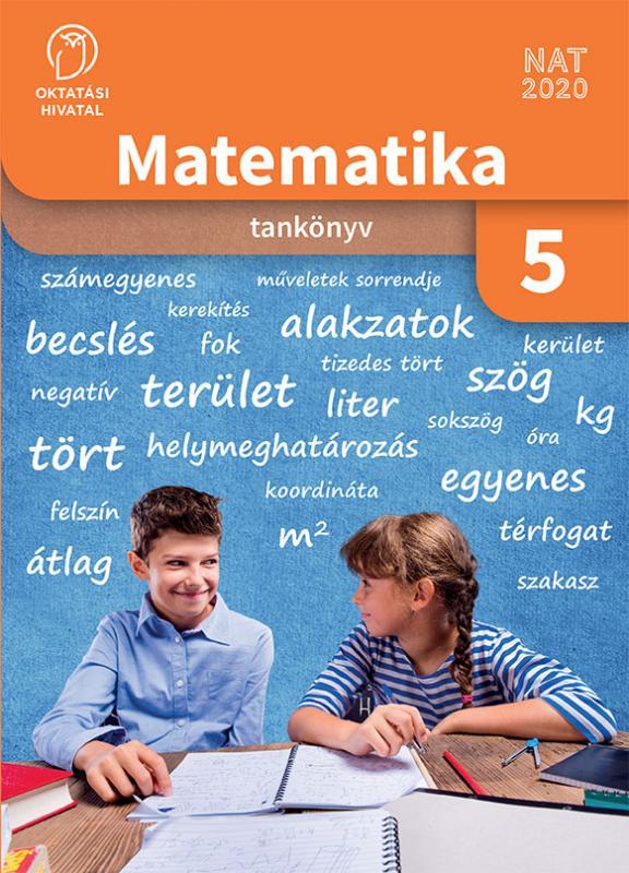 OH-MAT05TB Matematika 5. tankönyv (B)