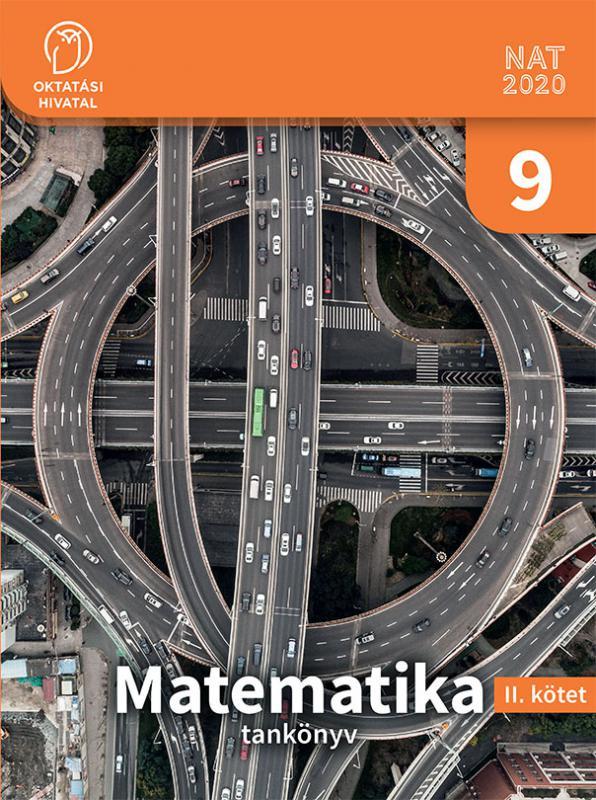 OH-MAT09TA/II Matematika 9. tankönyv II. kötet (A)
