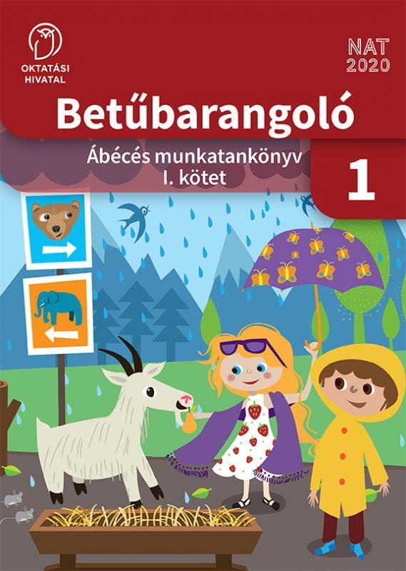 OH-MIR01TA/I Betűbarangolók - Ábécés munkatankönyv I. kötet