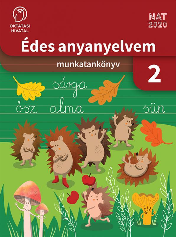 OH-MNY02TA Édes anyanyelvem munkatankönyv 2. osztály
