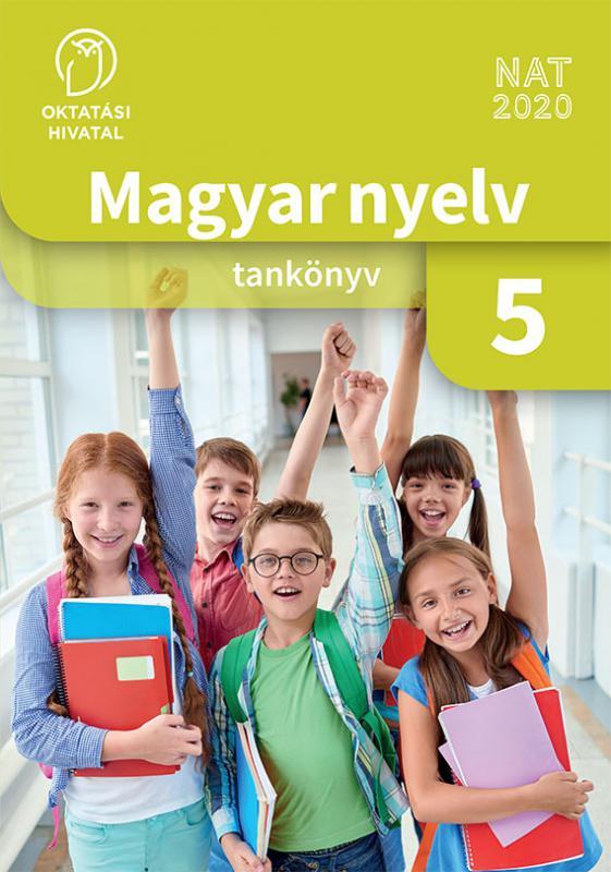 OH-MNY05TA Magyar nyelv Tankönyv 5. (A)