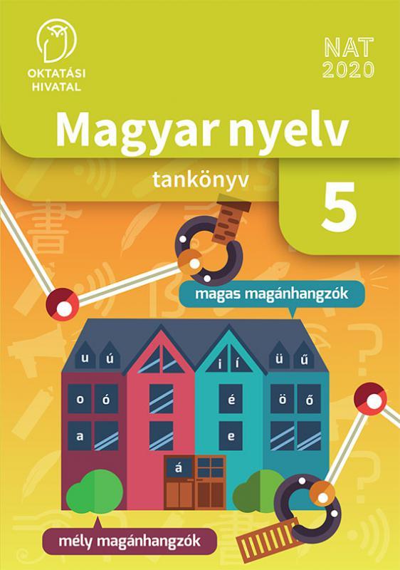OH-MNY05TB Magyar nyelv - Tankönyv az 5. évfolyam számára (B)