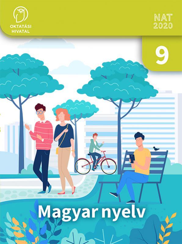 OH-MNY09TA Magyar nyelv tankönyv 9. (A)