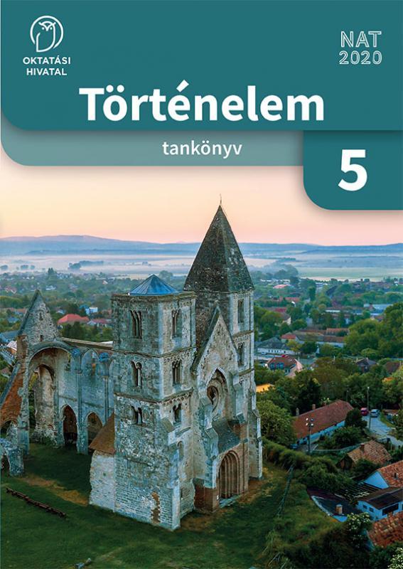 OH-TOR05TB Történelem 5. tankönyv (B)