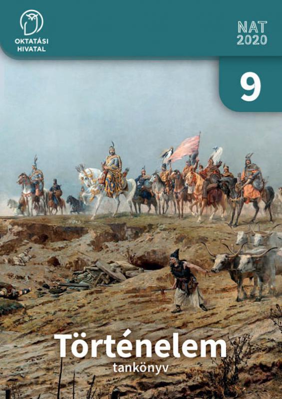 OH-TOR09TB Történelem 9. tankönyv (B)