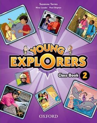 OX-4027625 Young Explorers 2 CB  (Student's Book/Class Book - Tankönyv)