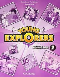 OX-4027663 Young Explorers 2 AB (Workbook/Activity Book - Munkafüzet)