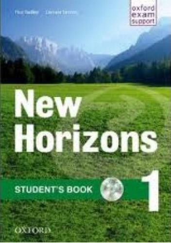 OX-4134330 New Horizons 1. SB + CD (Student's Book - Tankönyv)
