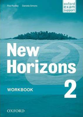 OX-4134422 New Horizons 2. WB (Workbook - Munkafüzet)